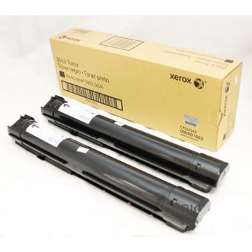 Toner de mare capacitate, Dual pack, black, XEROX 006R01663