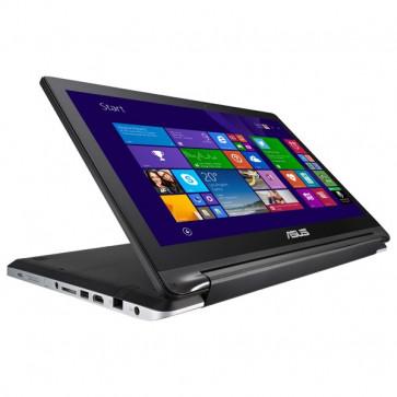 "Laptop 2 in 1, Intel® Core™ i7-4510U pana la 3.1GHz, 15.6"" Touch Screen, 4GB, 1TB, nVIDIA GeForce GT 820M 2GB DDR3, Windows 8.1, ASUS Transformer Book Flip TP550LD-CJ099H"