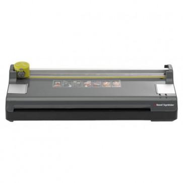 Trimmer cu laminator, A3, REXEL SignMaker