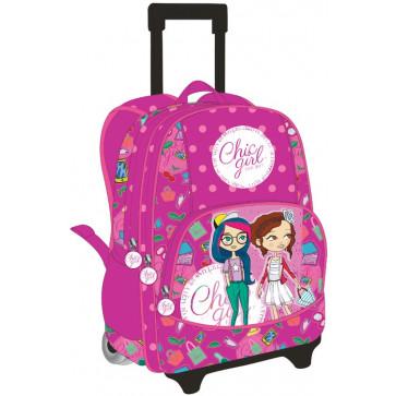 Troller, violet, CHIC GIRL