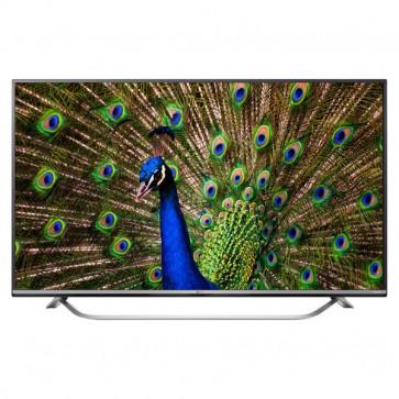 Televizor Smart LED Ultra HD, webOS 2.0, 124 cm, LG 49UF7787