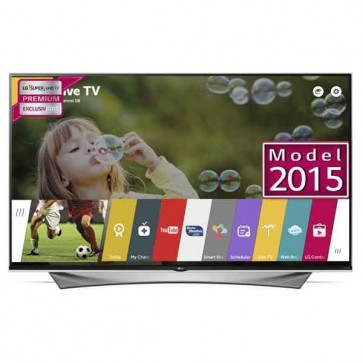 Televizor Smart LED Ultra HD 3D, webOS 2.0, 139 cm, LG 55UF950V