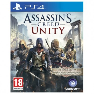 Assassin's Creed - Unity Special Edition PS4