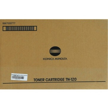 Toner, black, MINOLTA TN120