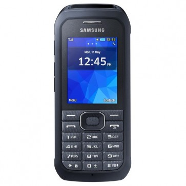 "Telefon mobil, 2.4"", 3.15MP, Micro SD, Bluetooth, Radio FM, Black, SAMSUNG Xcover 3 B550"