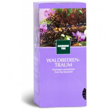 Ceai de fructe de padure, 25 plicuri/cutie, J. HORNIG