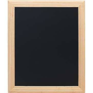 Tabla pentru creta, rama din lemn, 50 x 60cm, SECURIT Universal
