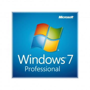 Sistem de operare Microsoft Windows 7 Professional SP1, OEM DSP OEI, 64-bit, engleza
