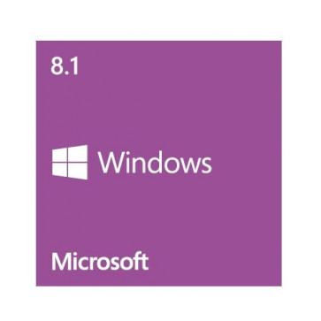 Sistem de operare MICROSOFT WINDOWS 8.1, OEM DSP OEI, 64-bit, Engleza