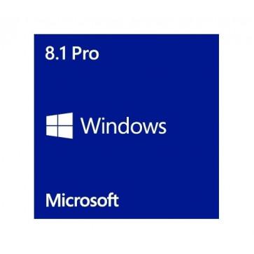 Sistem de operare MICROSOFT WINDOWS 8.1 Pro, OEM DSP OEI, 64-bit, Romana