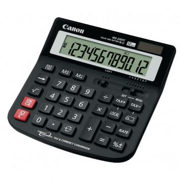 Calculator de birou, 12 digiti, CANON WS-220TC