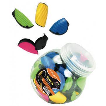 Ascutitoare din plastic, grip, PIGNA Conch Y-Plus+