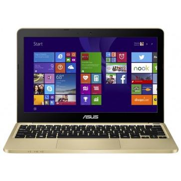 """Laptop ASUS EeeBook X205TA-BING-FD0039BS, Intel Atom Z3735F pana la 1.83GHz, 11.6"""", 2GB, eMMC 64GB, Intel HD Graphics, Windows 8.1, Gold"""