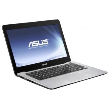 "Laptop ASUS X302LA-R4039D, Intel® Core™ i7-5500U pana la 3.0GHz, 13.3"" Full HD, 8GB, 1TB + 24GB cache, Intel® HD Graphics 5500, Free Dos"