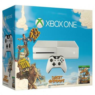 Consola XBOX One + joc Sunset Overdrive