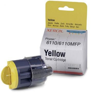 Toner, yellow, XEROX 106R01204