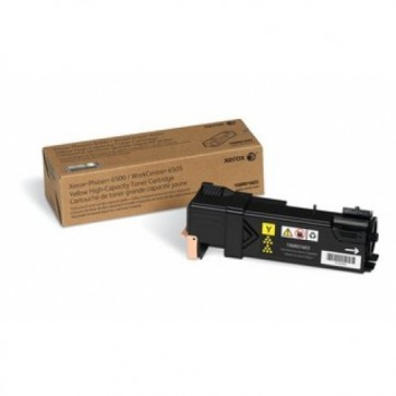 Toner, yellow, XEROX 106R01603