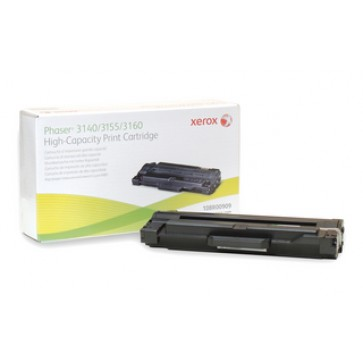 Toner, black, XEROX 108R00909