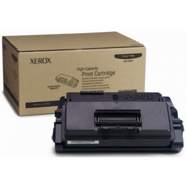 Toner, black, XEROX 106R01372