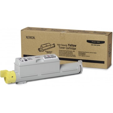 Toner, yellow, XEROX 106R01220