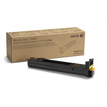 Toner, yellow, XEROX 106R01322