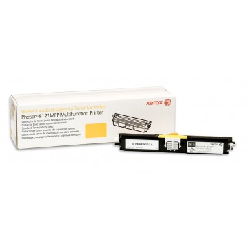 Toner, yellow, XEROX 106R01465