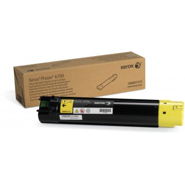 Toner, yellow, XEROX 106R01513