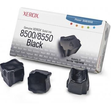 Cartus, black, 3 sticks, XEROX 108R00668