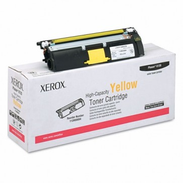 Toner, yellow, XEROX 113R00694
