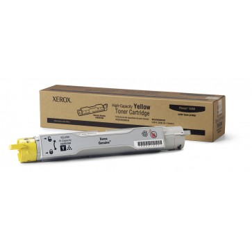 Toner, yellow, XEROX 106R01084