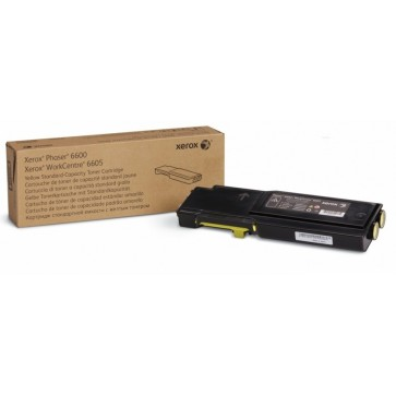 Toner, yellow, XEROX 106R02251