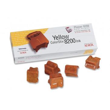 Cartus, yellow, 5 sticks, XEROX 016204700