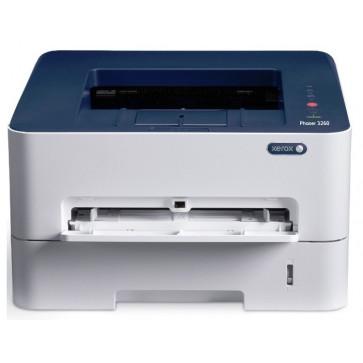 Imprimanta laser monocrom XEROX Phaser 3260DNI, A4, retea, Wi-Fi, duplex
