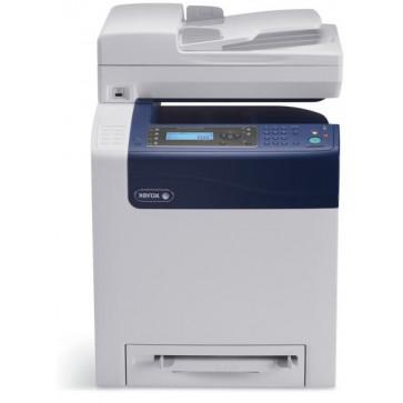 Multifunctional laser color XEROX WorkCentre 6505N, A4, fax, retea