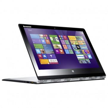Laptop 2 in 1, Intel® Core™ M-5Y70 pana la 2.6GHz, 13.3 QHD+ Touch Screen, 8GB, 512GB, Windows 8.1, LENOVO Yoga 3 Pro