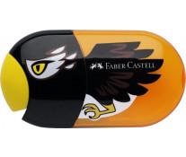 Ascutitoare cu radiera, vultur, FABER CASTELL