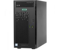 Server HP ProLiant ML10 Gen9 Performance, Procesor Intel Xeon E3-1225V5 3.3 GHz, 8 GB DIMM , 1TB HDD