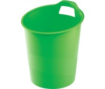 Cos de gunoi, 15L, verde, FELLOWES Green2Desk