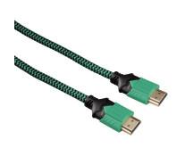 Cablu, High Quality, High Speed HDMI™, Xbox One, Ethernet, 2.5 m, HAMA