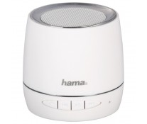 Boxa portabila HAMA, Bluetooth, 3W, alb