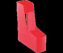 Suport vertical, rosu, FELLOWES Green2Desk