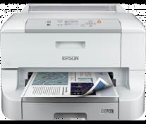 Imprimanta inkjet, A3+, USB, Wi-Fi, EPSON WORKFORCE PRO WF-8010DW