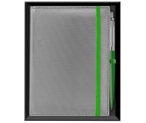 Pix PARKER Jotter 125th Anniversary Edition Metallic Green + Agenda CADOU