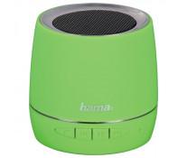 Boxa portabila HAMA, Bluetooth, 3W, verde