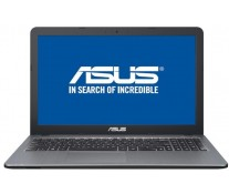 "Laptop ASUS X540SA, Intel Celeron Dual Core N3060, 15.6"" HD, 4GB, 500GB, FreeDos, Silver"