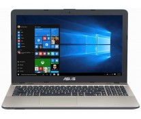 Laptop ASUS VivoBook X541UA, 15.6'' HD, Procesor Intel® Core™ i5-6198DU pana la 2.8GHz, 4GB DDR4, 1TB, GMA HD 510, FreeDos, Chocolate Black
