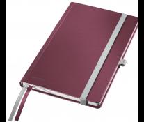Caiet de birou, A5, dictando, rosu, LEITZ Complete