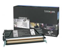 Toner, black, LEXMARK C5202KS