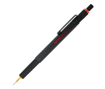 Creion mecanic, 0.7mm, negru, ROTRING 800