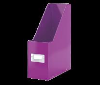 Suport vertical pt. documente, mov, LEITZ Click & Store